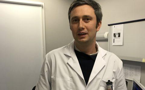 Dr Charles Garel